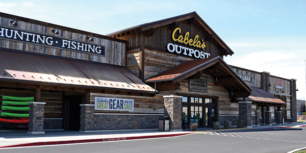 Cabelas Outpost - Valley Mall - Union Gap, WA