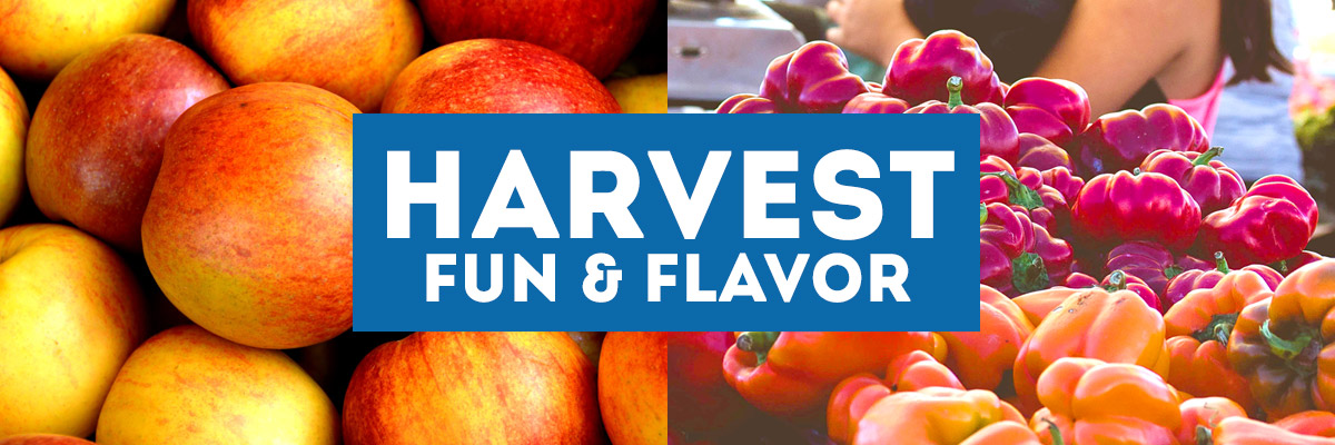 HARVEST FUN & FLAVOR IN UNION GAP