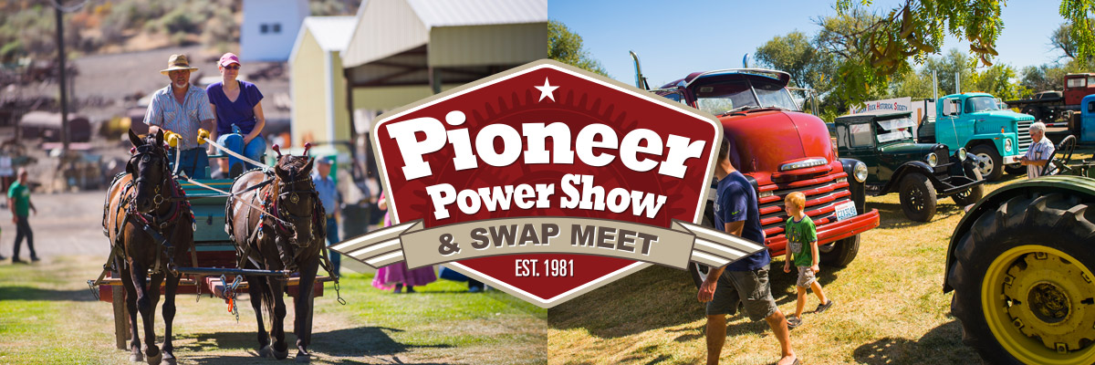 Pioneer Power Show and Swap Meet - Union Gap, WA