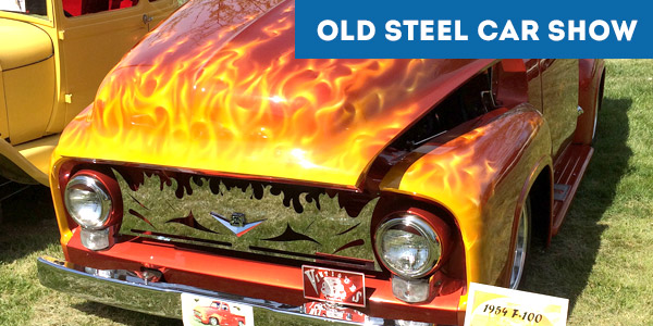 Old Steel Car Show