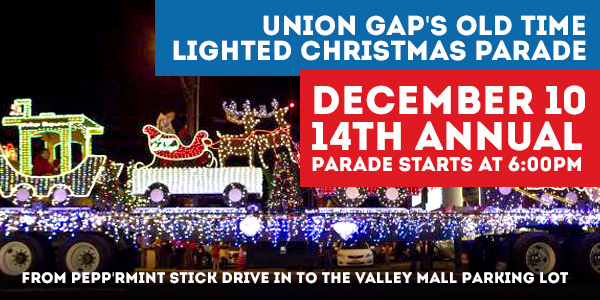 Union Gap's Old Town Lighted Holiday Parade