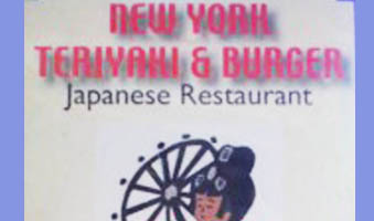 NEW YORK TERIYAKI
