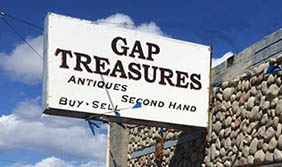 Gap Treasures